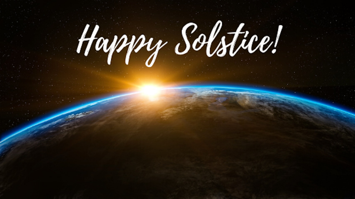 Happy Solstice! Please Enjoy These Solstice Visions and Light Language