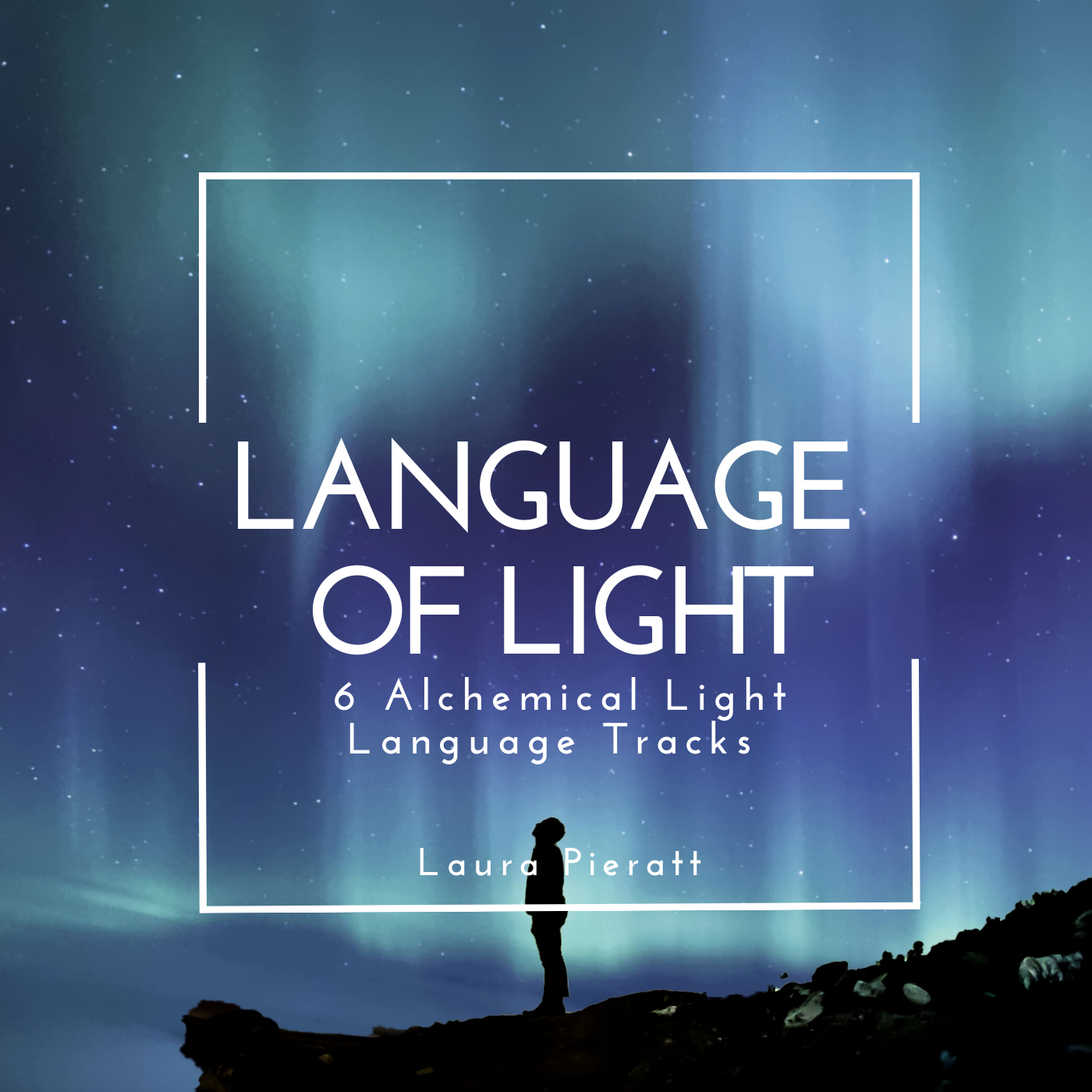 Language of Light Album by Laura Pieratt