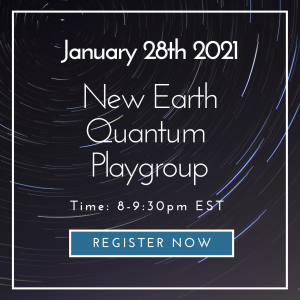 New Earth Quantum Playgroup 1/28/2021