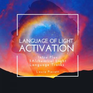Language of Light Activation Album Cover Art
